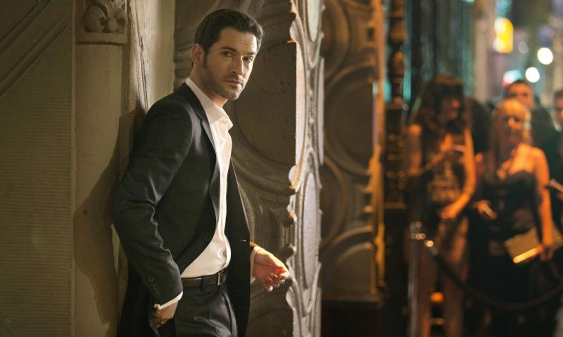 Lucifer Season 4 premier