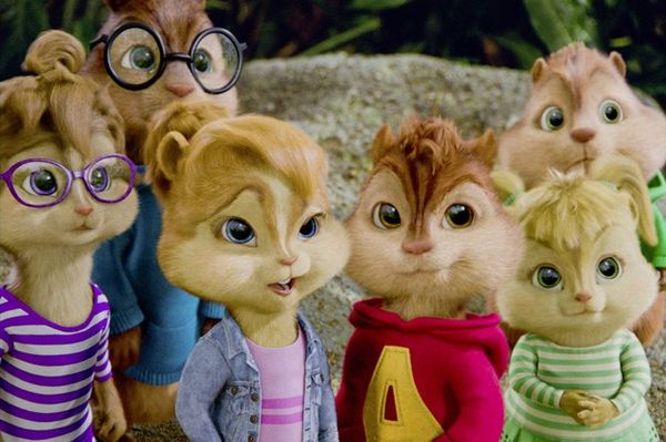 alvin and the chipmunks 5 premiere