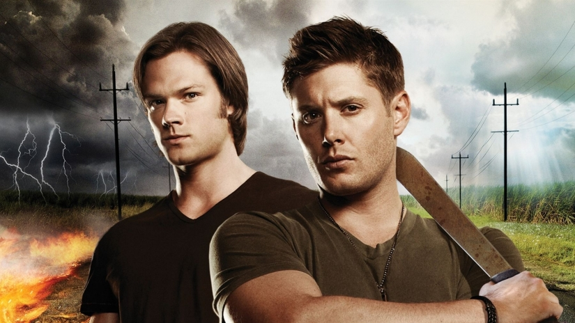 Supernatural 14 season